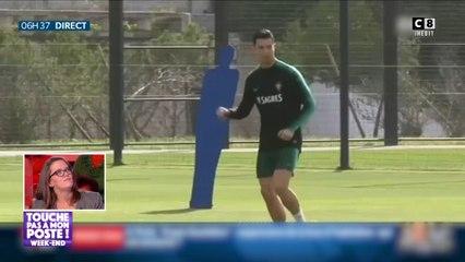 Cristiano Ronaldo testé positif à la Covid-19
