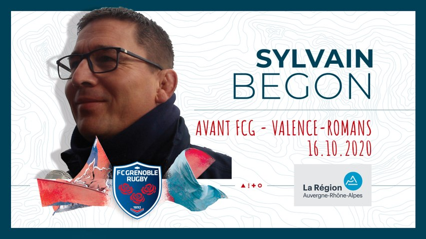 Rugby : Video - Sylvain Begon : « Réjouir nos supporters qui seront devant la télé »