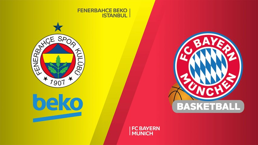 Fenerbahce Beko Istanbul - FC Bayern Munich Highlights | Turkis Airlines EuroLeague, RS Round 4