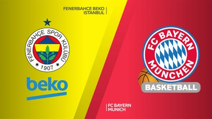 EuroLeague 2020-21 Highlights Regular Season Round 4 video: Fenerbahce 71-75 Bayern