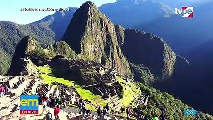 Encontraron un geoglifo en Perú