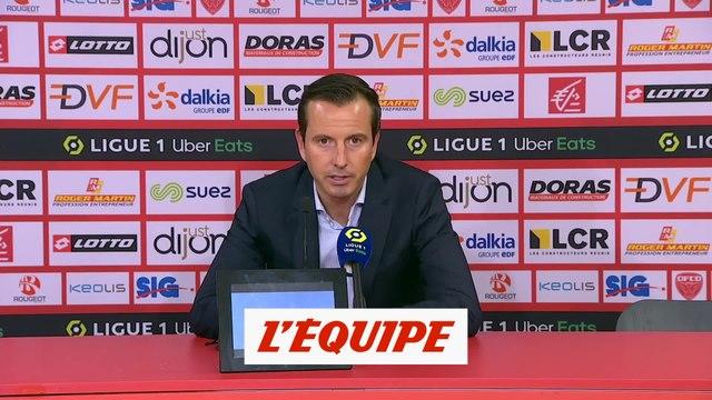 Stéphan : «Il ne faut pas s'alarmer» - Foot - L1 - Rennes