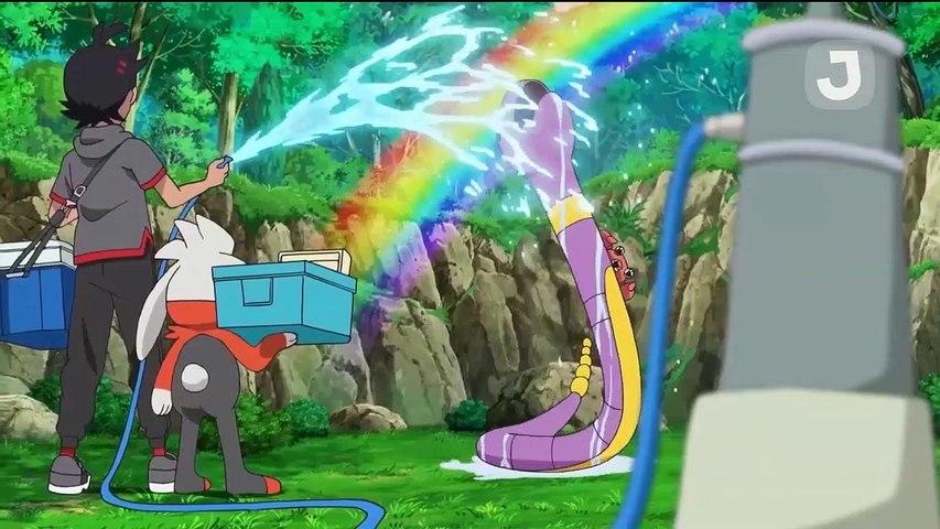 Pokemon Saison 23 Episode 23 - Panique au parc !