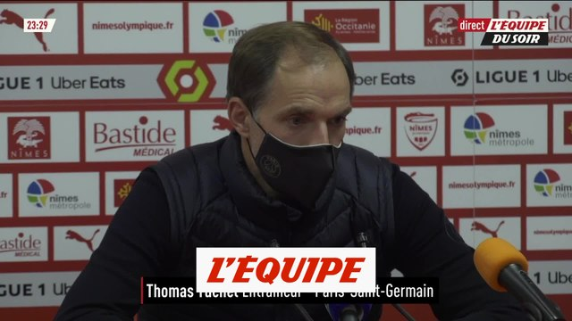 Tuchel : «Un match très solide» - Foot - L1 - PSG