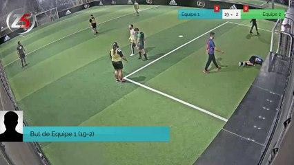 But de Equipe 1 (19-2)