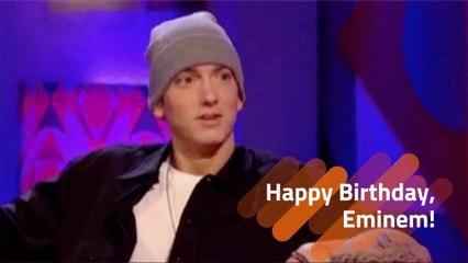 Eminem Is 48