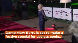 Dame Mary Berry And The Bad Cooks