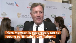The New Piers Morgan Role