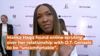 Malika Haqq And Online Bullying