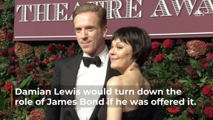Damian Lewis Is Not A 007