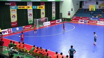 Full | Cao Bằng - Vietfootball | Futsal HDBank VĐQG 2020 | VFF Channel