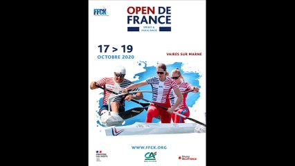 Open de France Sprint | 17 octobre 2020 - Courses 200m