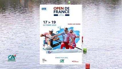 Open de France Sprint | 17 octobre 2020 - Courses 400m
