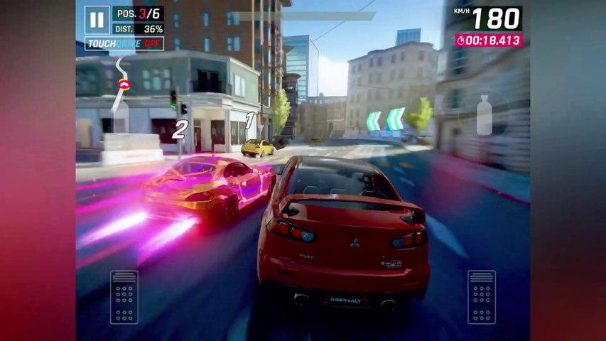 Asphalt 9 Legends | Race #1 | Best Gaming Videos | iOS Gameplay
