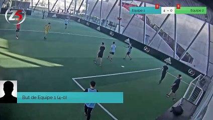 But de Equipe 1 (4-0)
