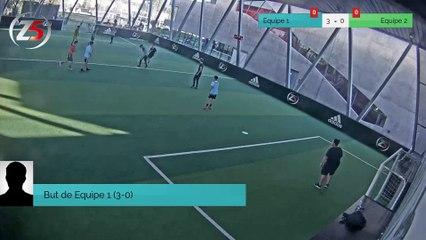 But de Equipe 1 (3-0)