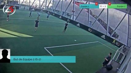 But de Equipe 2 (6-2)