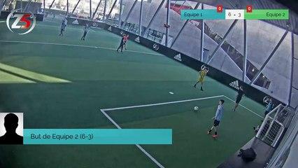 But de Equipe 2 (6-3)