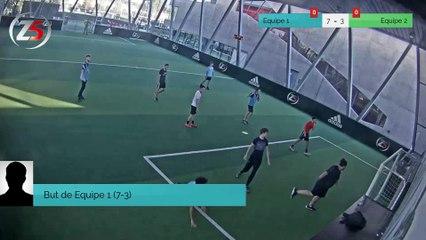 But de Equipe 1 (7-3)