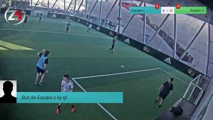 But de Equipe 2 (9-6)