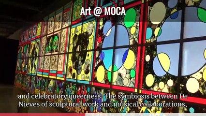 MOCA Presents: Raul De Nieves (Captioned)