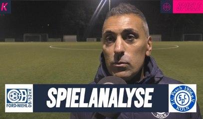 Die Spielanalyse | CfB Ford Niehl – FC Pesch (Kreispokal Köln)