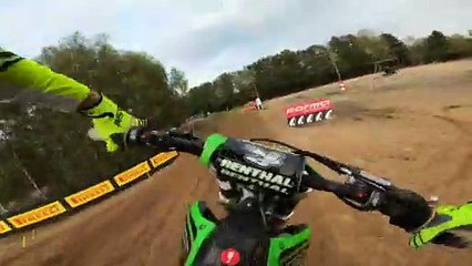 GoPro Lap with Clement Desalle - Monster Energy MXGP of Flanders 2020