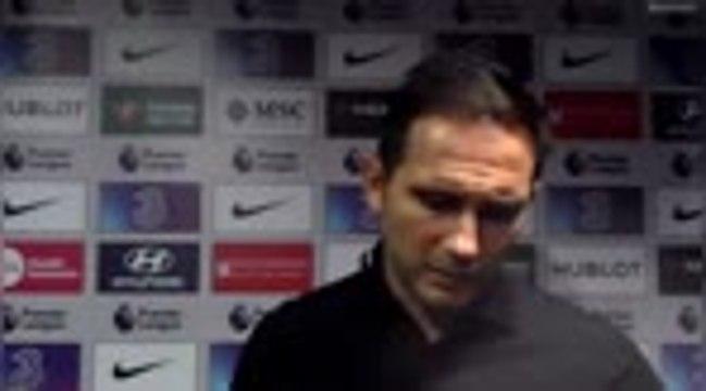 5e j. - Lampard prend la défense de Kepa et évoque la concurrence avec Mendy