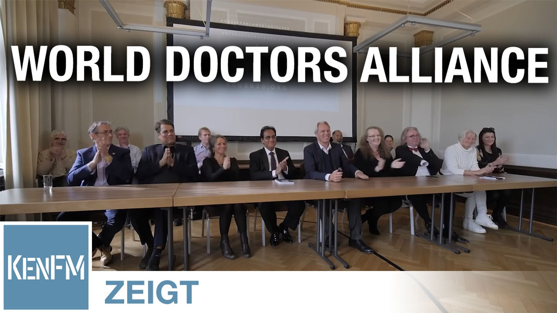 World Doctors Alliance Better Normal, not New Normal – Berlin, 10.10.2020 – www.ACU2020.org