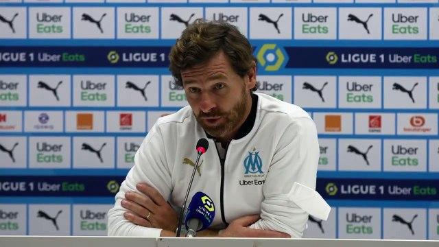 """OM - Bordeaux / Villas-Boas : """"On va en Ligue des Champions avec un peu plus de confiance"""""""