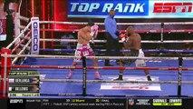 Edgar Berlanga vs Lanell Bellows (17-10-2020) Full Fight