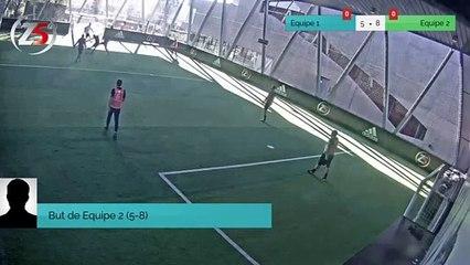 But de Equipe 2 (5-8)