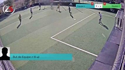 But de Equipe 2 (6-4)