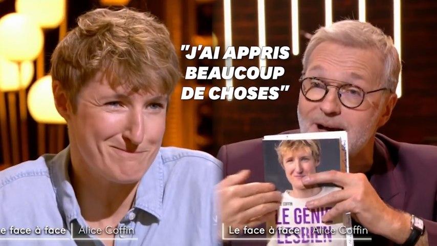 """Face à Alice Coffin, Laurent Ruquier fait son """"mea culpa"""""""