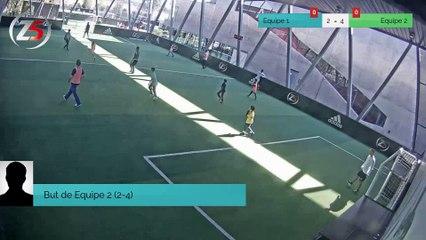But de Equipe 2 (2-4)