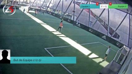 But de Equipe 2 (2-5)
