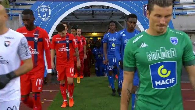 J7 Ligue 2 BKT : Le résumé vidéo de C.Niortais 3-0 SMCaen