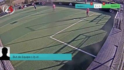 But de Equipe 1 (5-2)