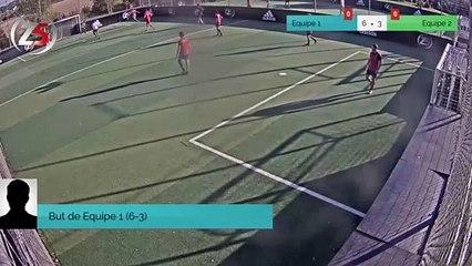 But de Equipe 1 (6-3)