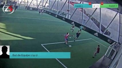 But de Equipe 1 (4-1)