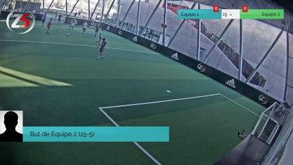 But de Equipe 1 (15-3)
