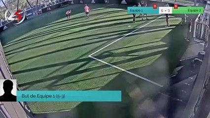 But de Equipe 1 (5-3)