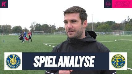 Die Spielanalyse | 1. FC Lokomotive Leipzig – VfB Fortuna Chemnitz (6. Spieltag, U19 Landesliga)