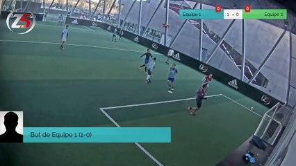 But de Equipe 1 (1-0)