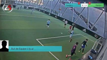 But de Equipe 1 (5-4)