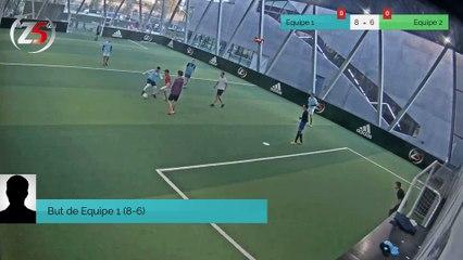 But de Equipe 1 (8-6)