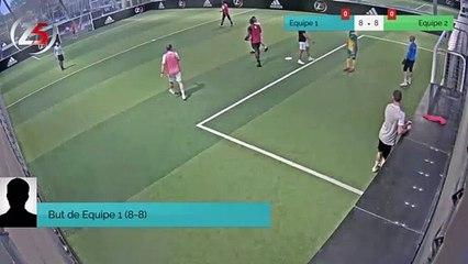 But de Equipe 1 (8-8)