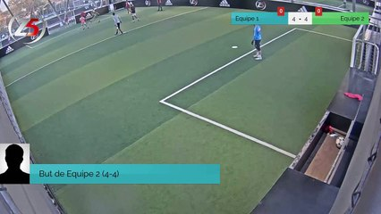But de Equipe 2 (4-4)