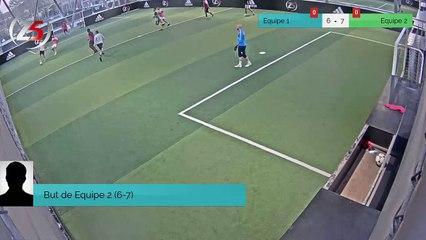 But de Equipe 2 (6-7)