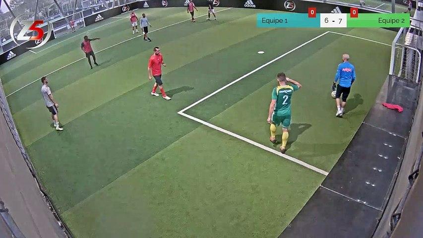 Team 1 VS Team 2 - 18/10/20 18:00 - Loisir Z5 Aix